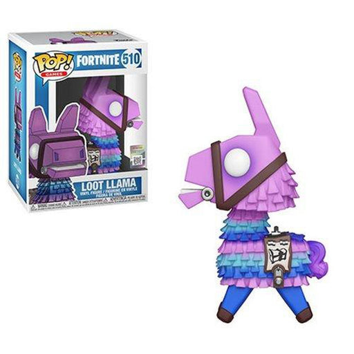 Funko Pop! Games: Fortnite Loot Llama Pop! Vinyl Figure (Pre-Order)-Fumble Pop!