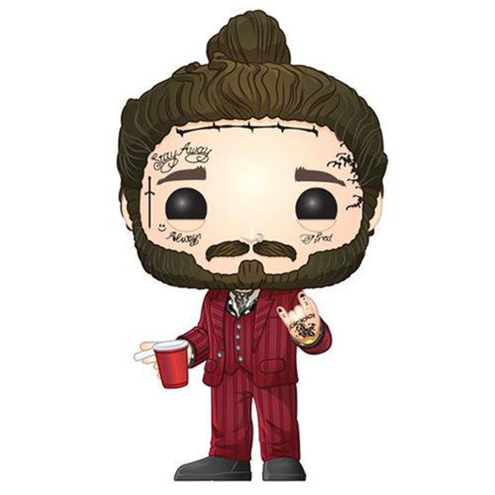 Funko Pop! Music: Post Malone Pop! Vinyl Figure (Pre-Order)-Fumble Pop!