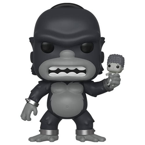 Funko Pop! Movies: Simpsons Homer Kong Pop! Vinyl Figure (Pre-Order)