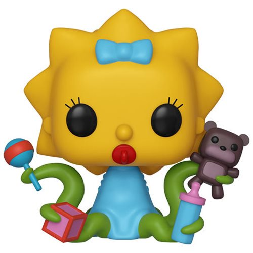 Funko Pop! Movies: Simpsons Maggie Pop! Vinyl Figure (Pre-Order)