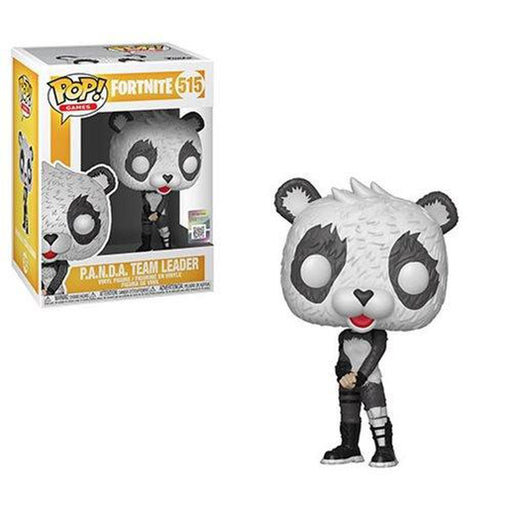 Funko Pop! Games: Fortnite Panda Team Leader Pop! Vinyl Figure (Pre-Order)-Fumble Pop!