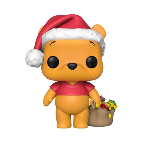 Funko Pop! Animation: Disney Holiday Winnie the Pooh Pop! Vinyl Figure (Pre-Order)