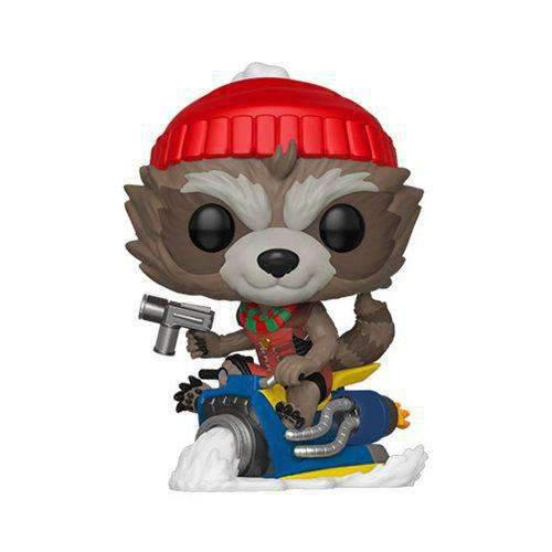 Marvel Holiday Rocket Raccoon Pop! Vinyl Figure (Pre-Order)