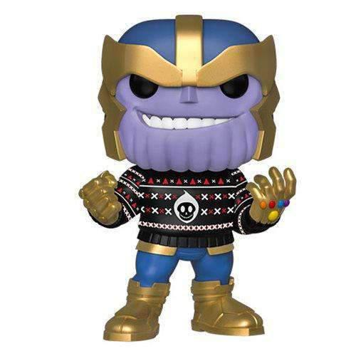 Marvel Holiday Thanos Pop! Vinyl Figure (Pre-Order)