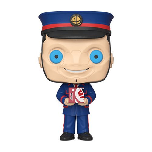Funko Pop! Movies: Doctor Who The Kerblam Man Pop! Vinyl Figure (Pre-Order)
