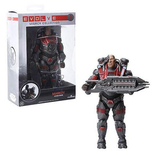 Funko Pop! Evolve Markov Legacy Collection Action Figure-Fumble Pop!