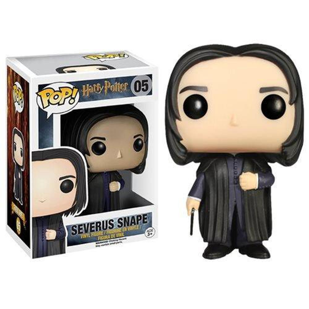 Funko POP! Harry Potter Severus Snape Pop! Vinyl Figure-Fumble Pop!