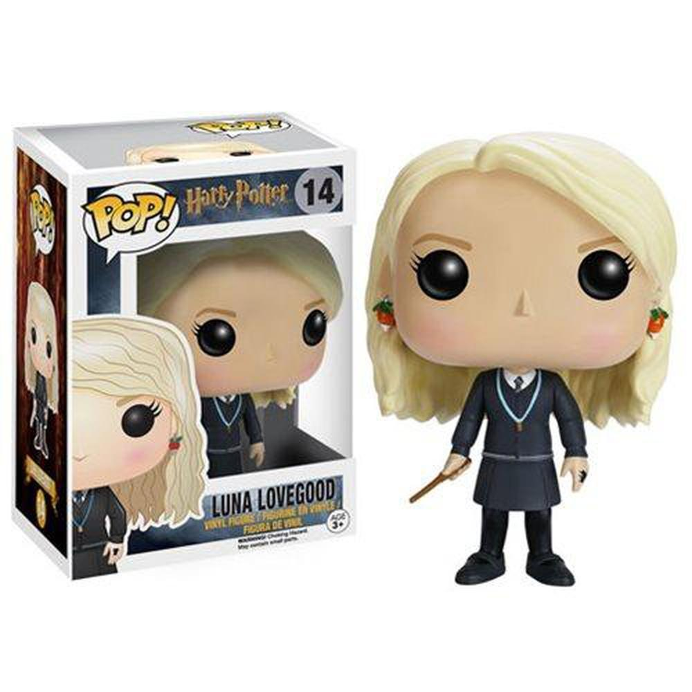 Funko Pop! Harry Potter Luna Lovegood Pop! Vinyl Figure (Pre-Order)-Fumble Pop!