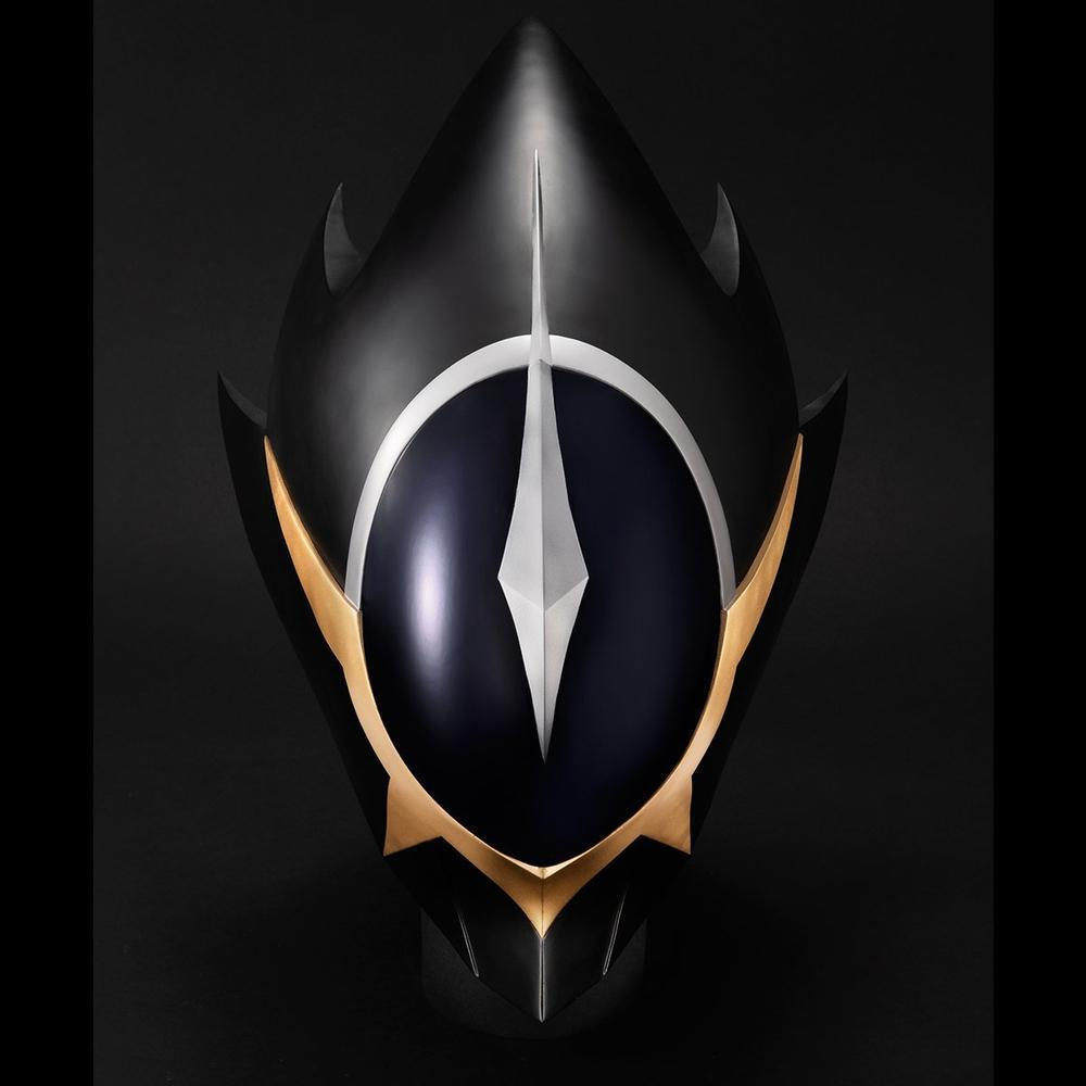 Megahouse FULL SCALE WORKS CODE GEASS LELOUCH OF THE RE; SURRECTION 1/1 SCALE ZERO MASK (Pre-Order)-Fumble Pop!