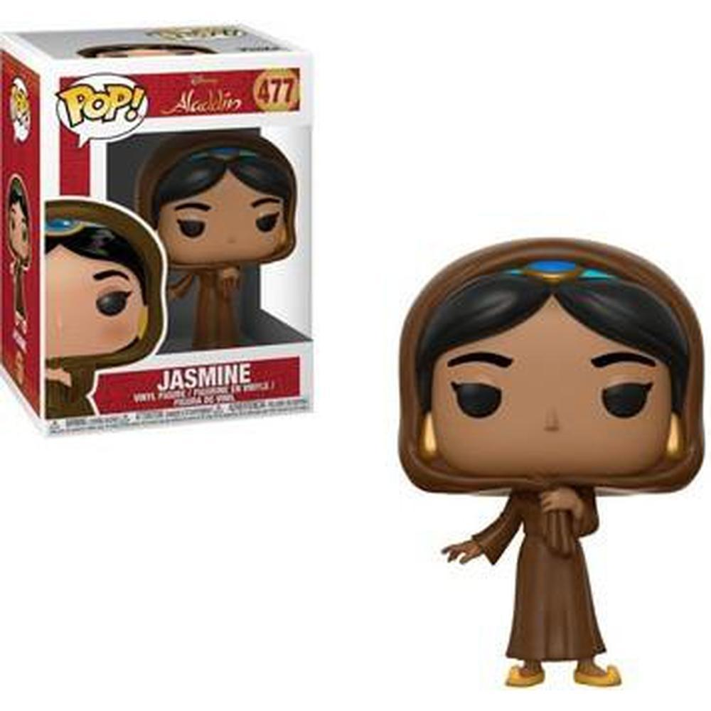Funko Pop! Aladdin Jasmine in Disguise Pop! Vinyl Figure #477-Fumble Pop!