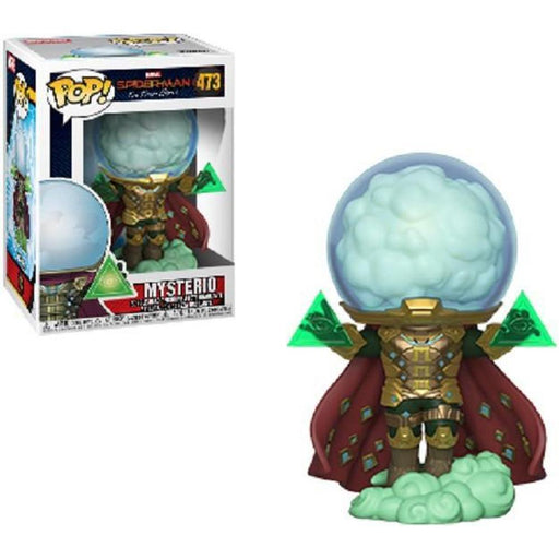Funko Pop! Movie: Spider-Man Far From Home Mysterio Vinyl Figure #473 (Pre-Order)-Fumble Pop!