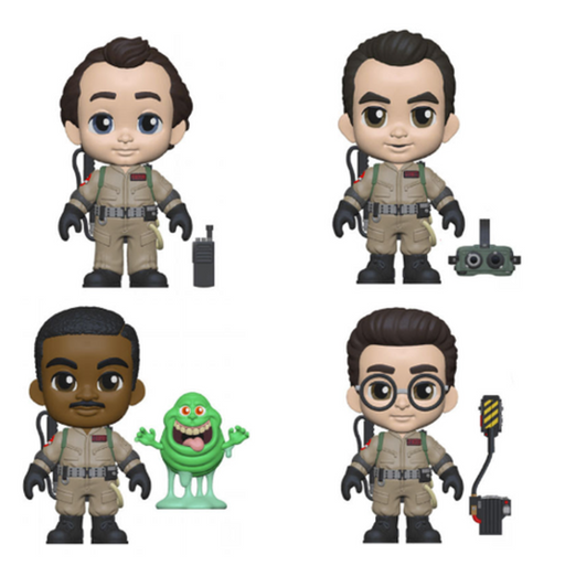 Funko 5 Star! Movie: Ghostbusters - Complete Set of 4 POP! 5 Star Vinyl Figure (Pre-Order)-Fumble Pop!