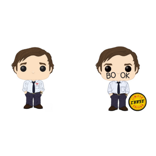 Funko Pop! Television: The Office Funko Pop! Jim Halpert CHASE & Common (Pre-Order)-Fumble Pop!