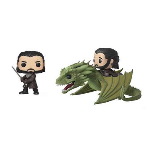Funko Pop! Television: Game of Thrones Complete Set of 2 Pop! Vinyl Figure (Pre-Order)-Fumble Pop!
