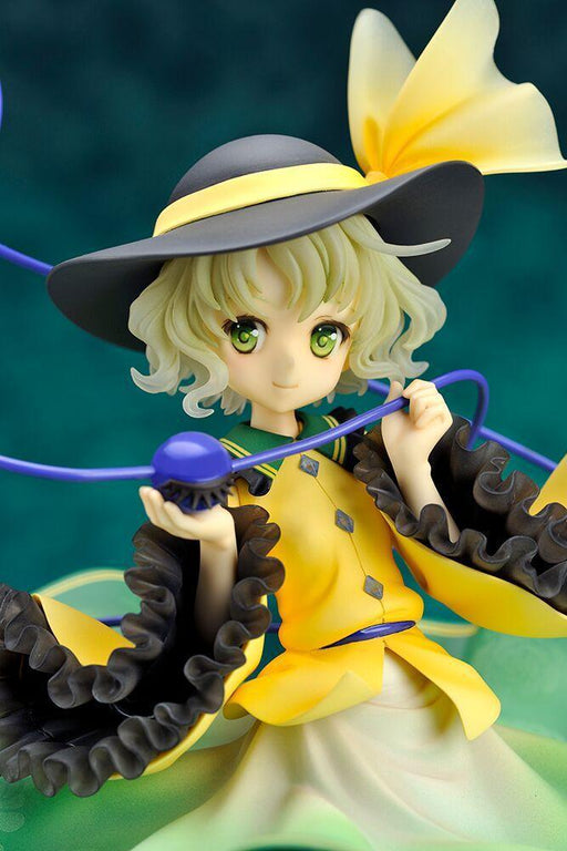 "QUES Q Touhou Project ""The Closed Eye of Love"" Koishi Komeiji"