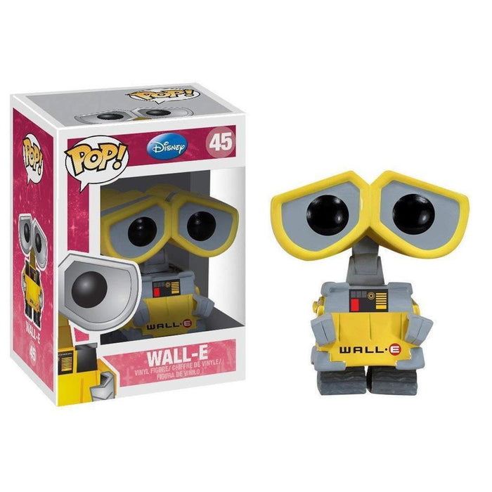 Funko Pop! Animation: Disney: Wall-E (Vinyl Figure)-Fumble Pop!