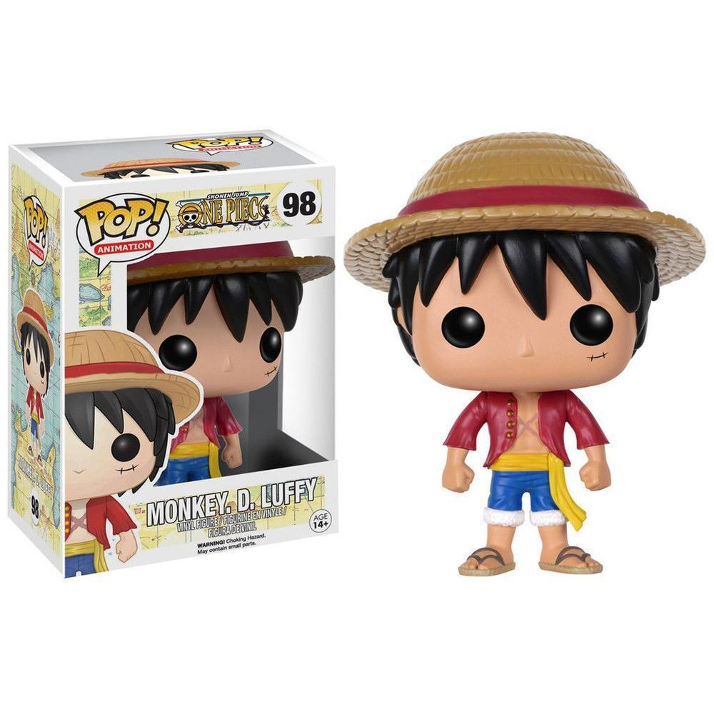 Funko Pop! Anime: One Piece - Monkey D. Luffy (Vinyl Figure) (Pre-Order)-Fumble Pop!