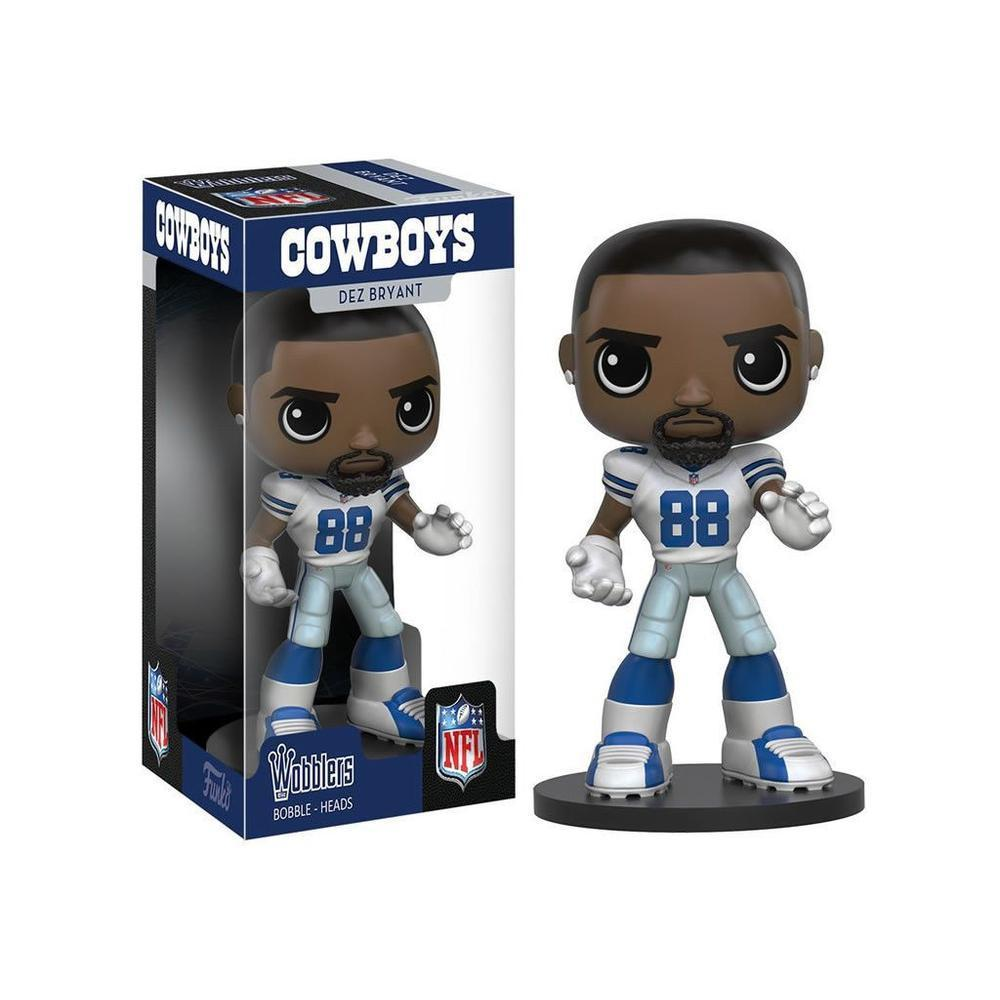 Funko Pop: Wobbler Sports: NFL - Dez Bryant (Vinyl Figure)-Fumble Pop!
