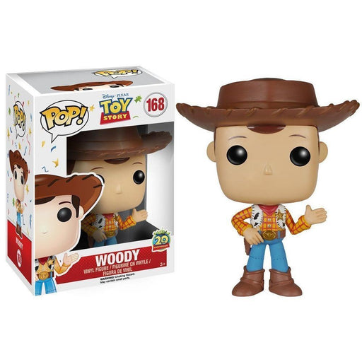Funko Pop! Animation: Disney: Toy Story - Woody (New Pose) (Pre-Order)-Fumble Pop!