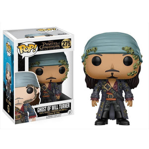 Funko Pop! Movies: Pirates Of The Caribbean - Will Turner (Vinyl Figure)-Fumble Pop!
