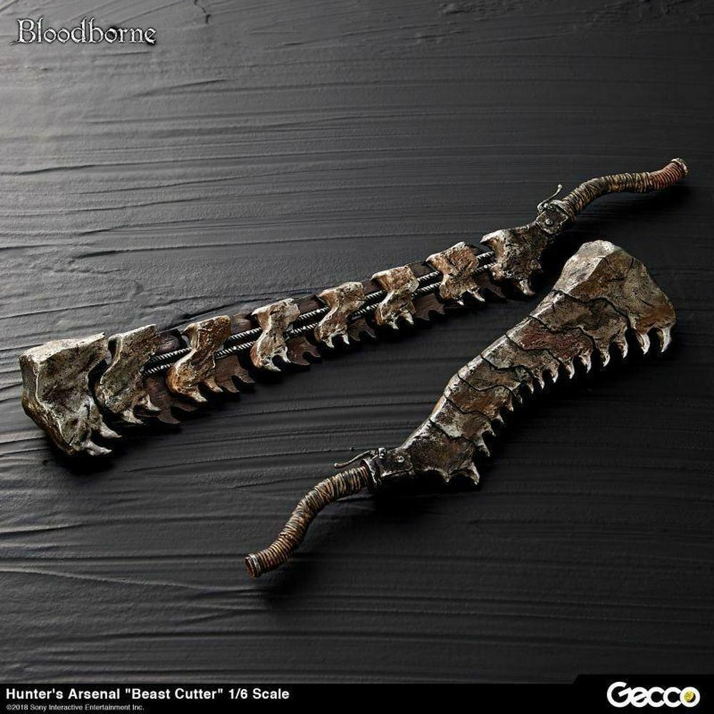 "Gecco Bloodborne / Hunter's Arsenal ""Beast Cutter"" 1/6 Scale Weapon 1/6 Scale Weapon-Fumble Pop!"