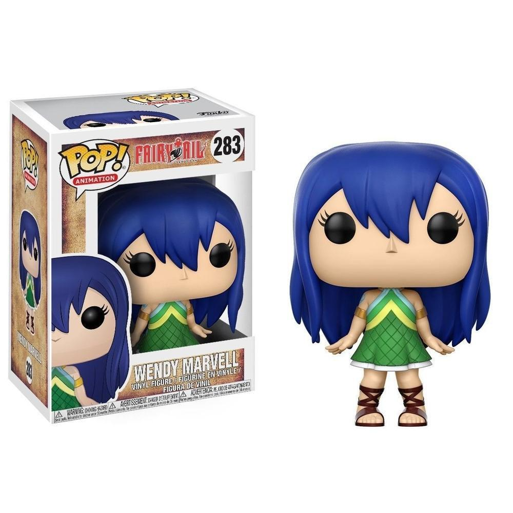 Funko Pop! Anime Fairy Tail W2 - Wendy Marvell (Vinyl Figure)-Fumble Pop!