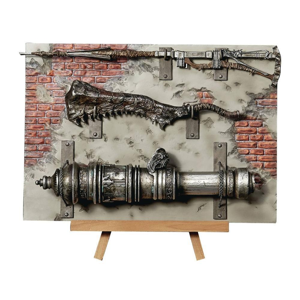 "Gecco Bloodborne / Hunter's Arsenal ""Cannon"" 1/6 Scale Weapon 1/6 Scale Weapon-Fumble Pop!"