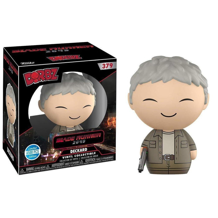 Funko Pop! Dorbz: Blade Runner 2049 - Deckard (Vinyl Figure)-Fumble Pop!