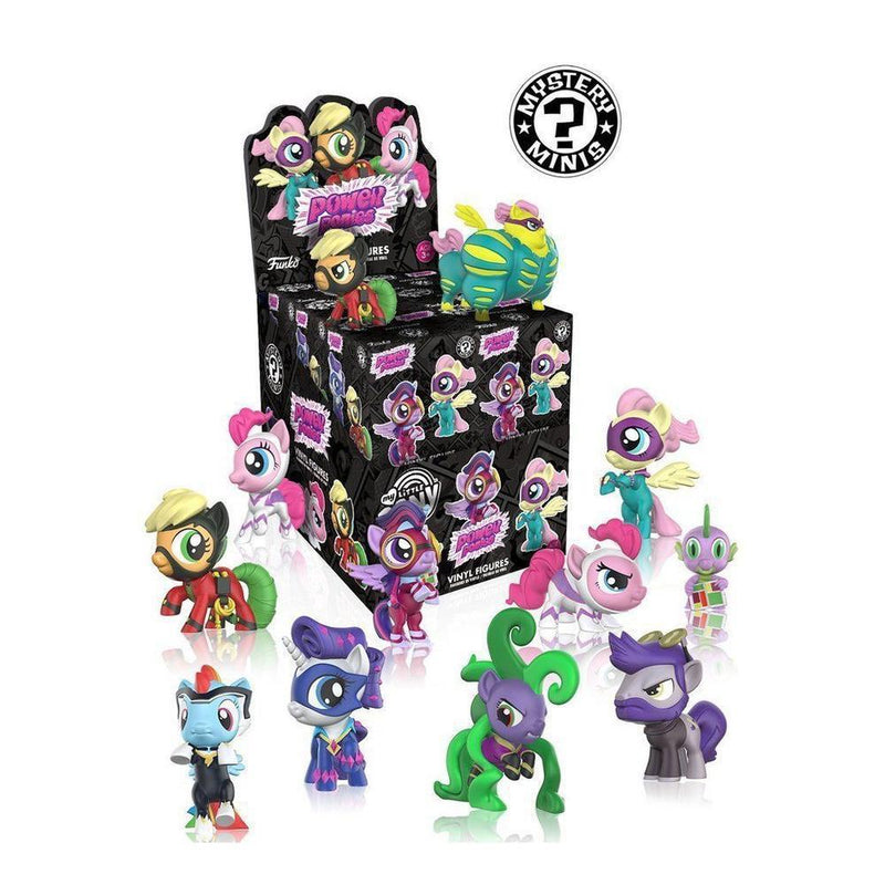 Funko Pop! Mystery Minis: My Little Pony S4 (One Figure Per Purchase) (Vinyl Figure)-Fumble Pop!