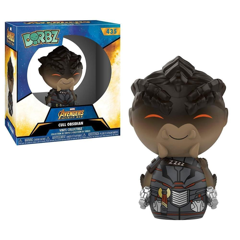 Funko Pop! Dorbz: Infinity War - Cull Obsidian-Fumble Pop!