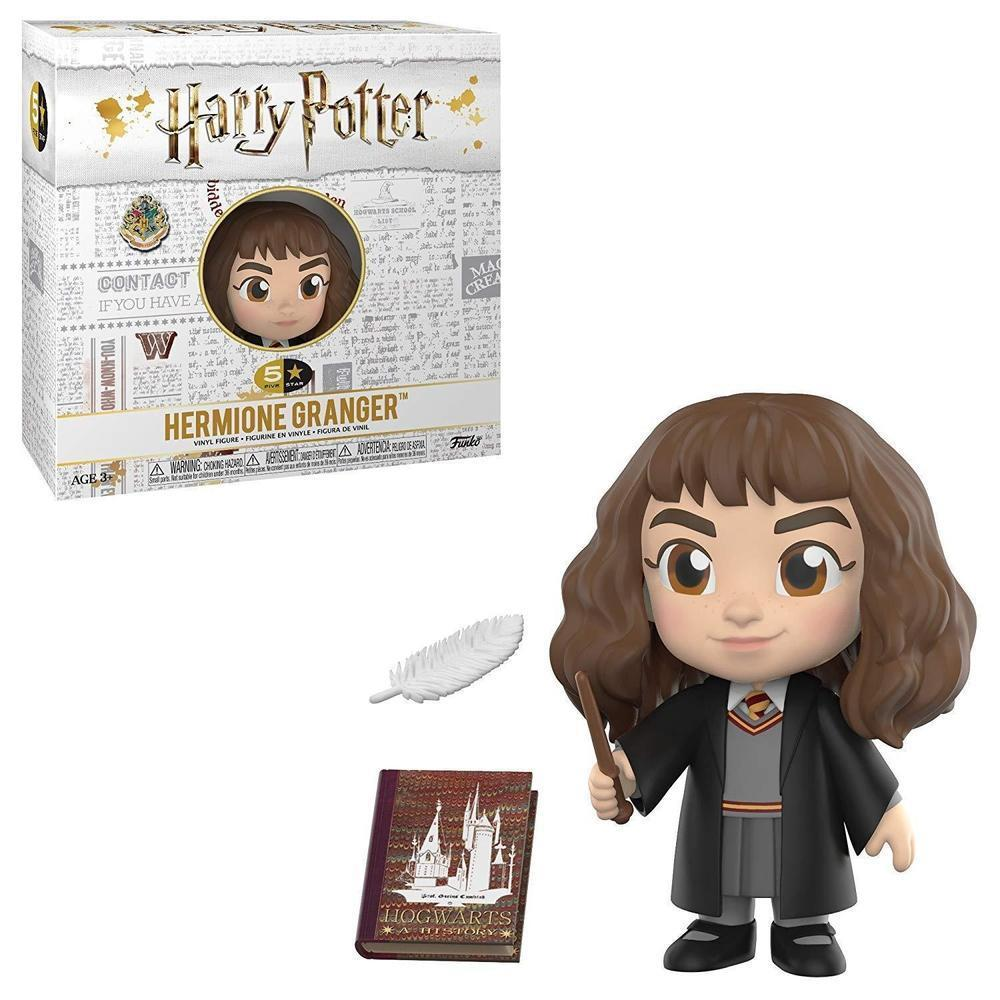 Funko Pop! 5 Star: HP - Hermione Granger-Fumble Pop!