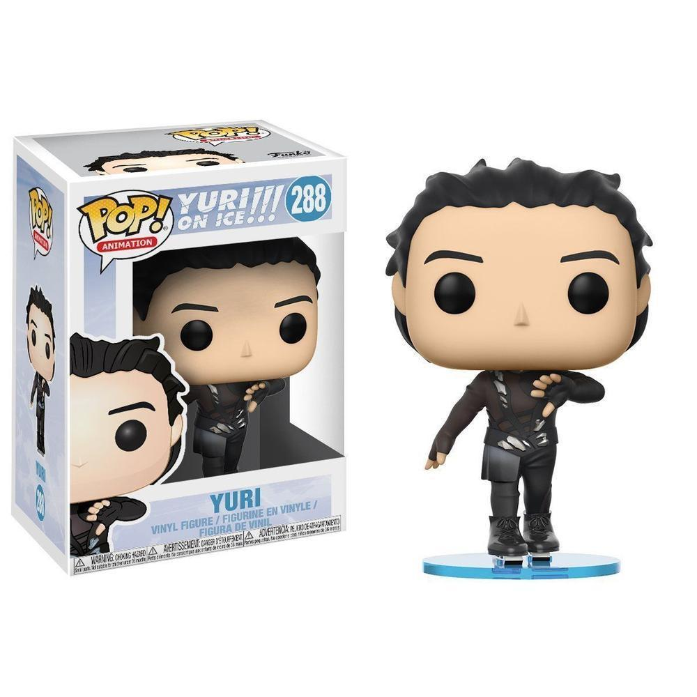 Funko Pop! POP Animation: Yuri on Ice S1- Yuri (Skate-Wear)-Fumble Pop!