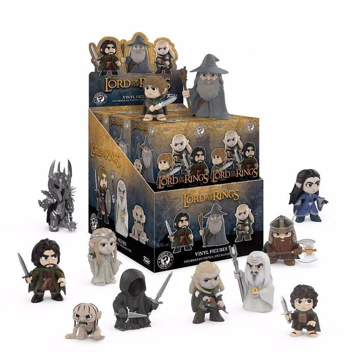 Funko Pop! Mystery Mini: Lord of the Rings - Tolkien (One Mystery Figure Per Purchase)-Fumble Pop!