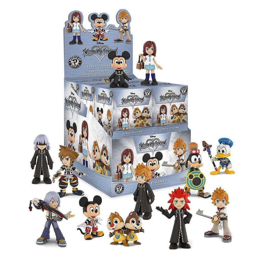 Funko Pop! Mystery Mini: Kingdom Hearts (Vinyl Figure)-Fumble Pop!