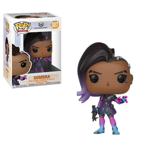 Funko Pop! Games: Overwatch - Sombra (Vinyl Figure)-Fumble Pop!