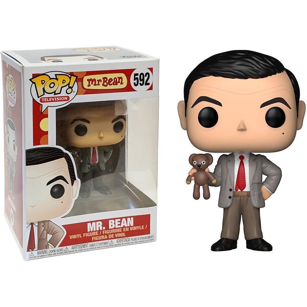 Mr Bean Series Choose Character and Condition from Pull Down Menu PEZ
