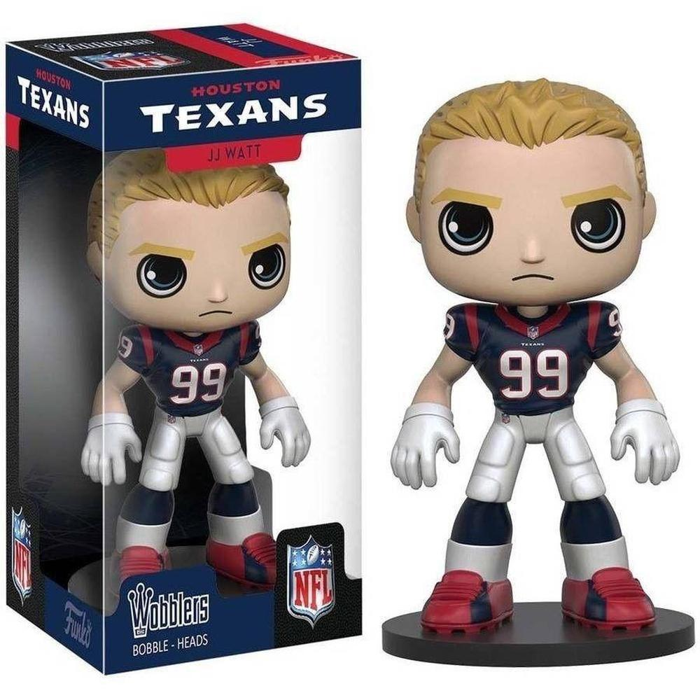 FUNKO WOBBLER SPORTS: NFL - JJ Watt (Vinyl Figure)-Fumble Pop!