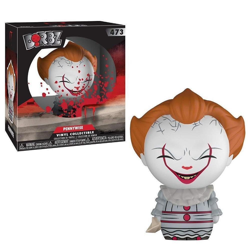 Funko Pop! Dorbz: Horror W5 - Pennywise-Fumble Pop!