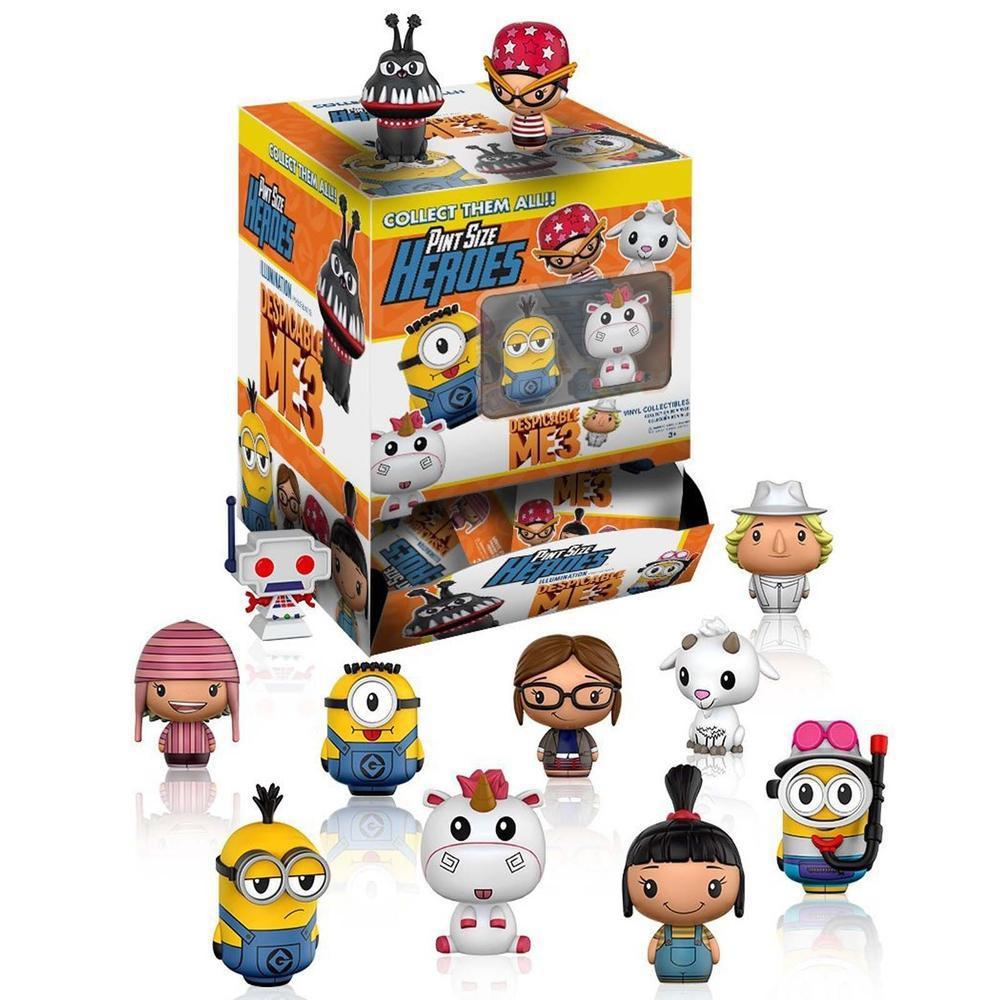 Funko Pop! Pint Size Heroes: Despicable Me 3 - Blind Box (One Despicable Me 3 Blindbox Figure per purchase) (Vinyl Figure)-Fumble Pop!