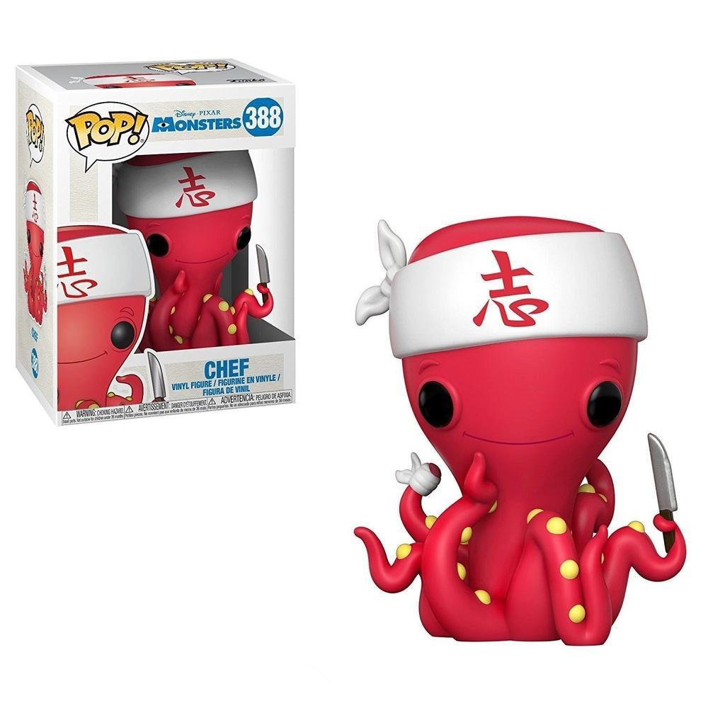 Funko POP Disney: Monster's Inc. - Chef-Fumble Pop!