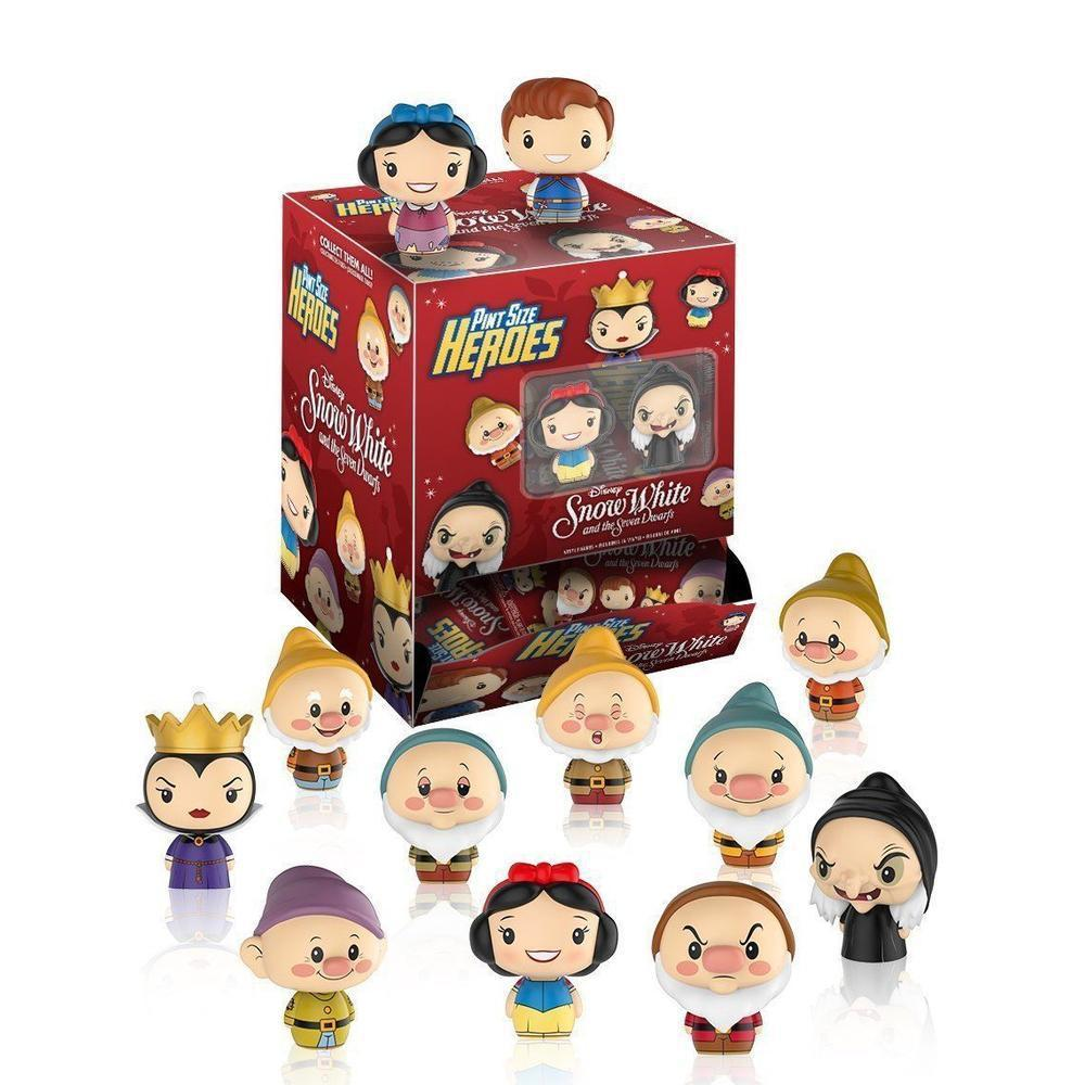 Funko Pop! Pint Size Heroes: Snow White - Blindbox (One Snow White - Blindbox Figure Per Purchase)-Fumble Pop!