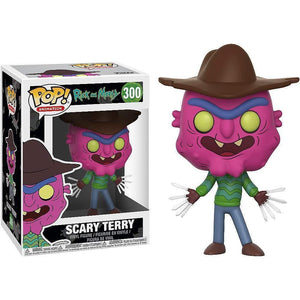 Funko Pop! POP Animation: R&M - Scary Terry-Fumble Pop!