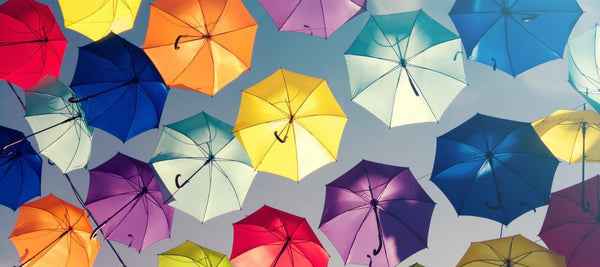 10 WAYS YOU CAN USE BRANDED UMBRELLAS