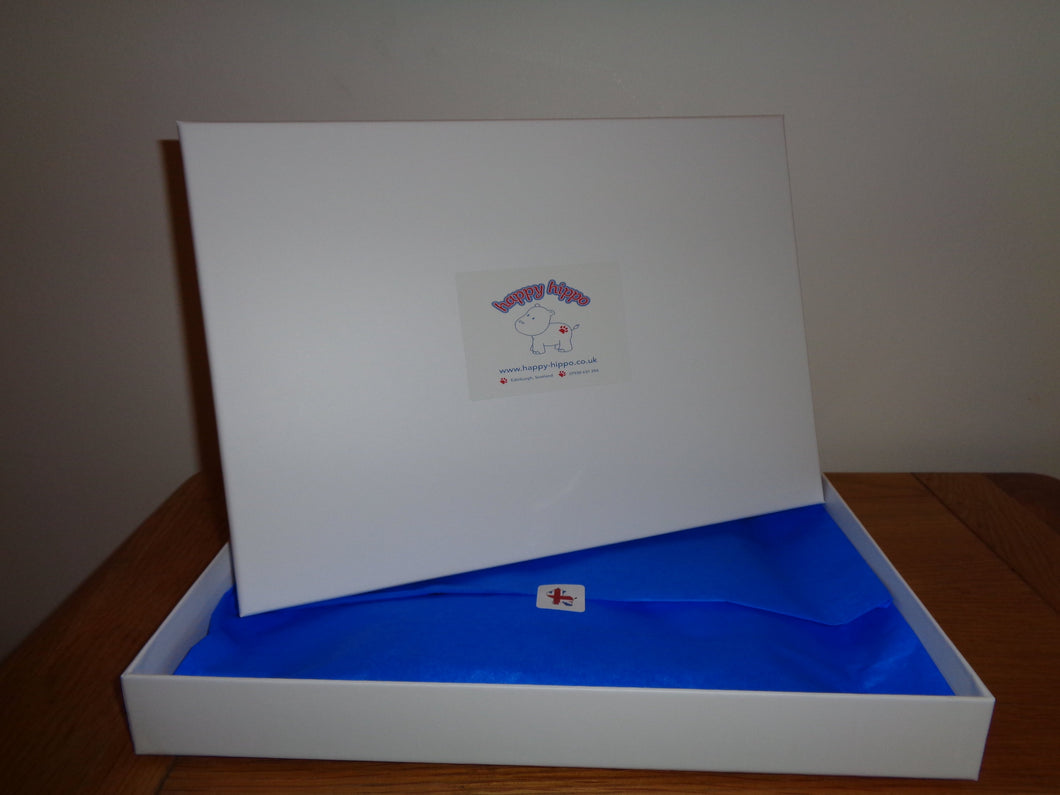Wrapping - luxury gift box
