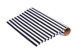 "The Laundress New York Classic Scent Drawer Liners, 18"" x 24"", Black/White"