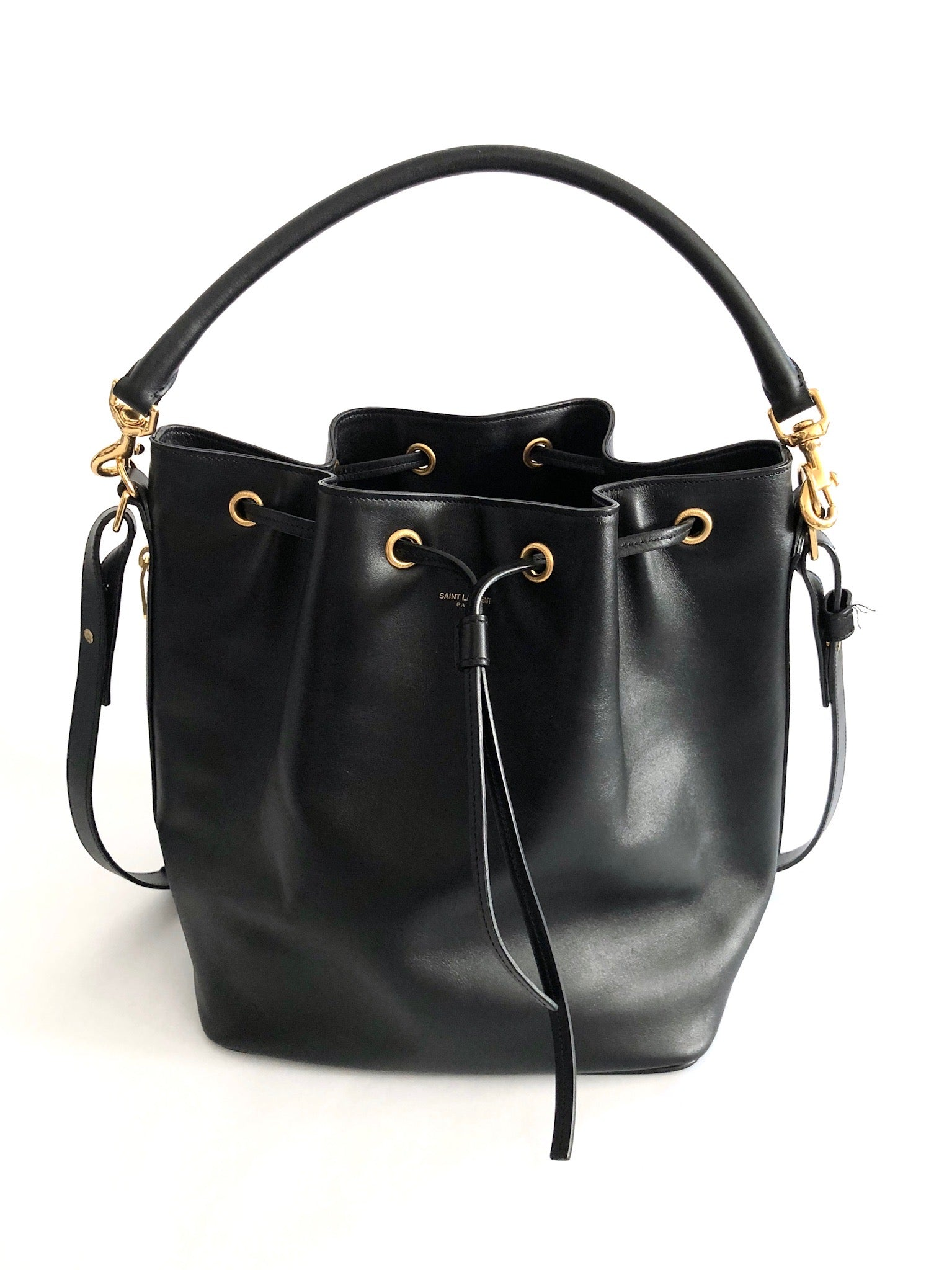 Saint Laurent Emmanuelle Bucket Bag