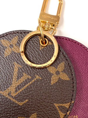Louis Vuitton Limited Edition Totem Mirror Bag Charm