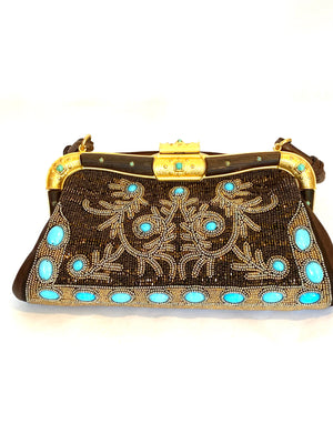 Valentino Beaded Evening Bag