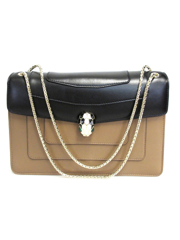 BVLGARI Serpenti Shoulder Bag