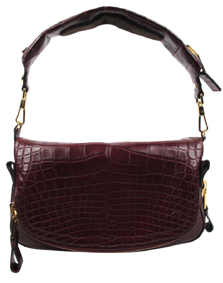Tom Ford Jennifer Crocodile Handbag from the 2013 Collection